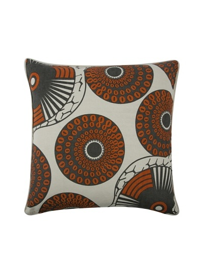 Thomas Paul Yinka Feather Pillow, Alcazar