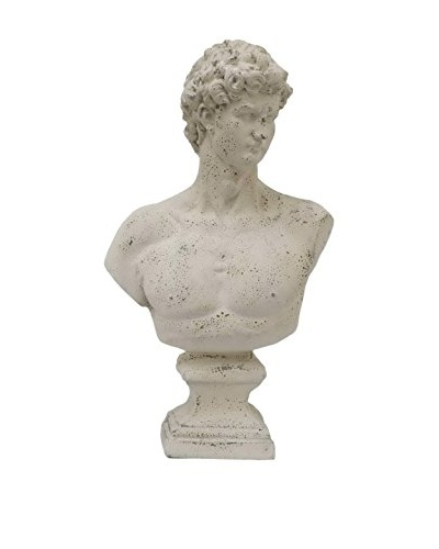 Three Hands Male Bust Resin Statue