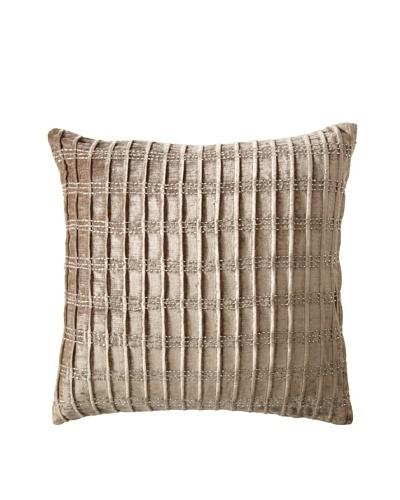 Cloud9 Bijoux Pillow, Brown, 18 x 18