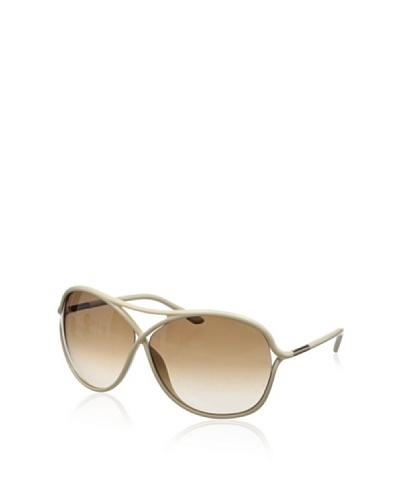 Tom Ford Women's FT184 Sunglasses, White