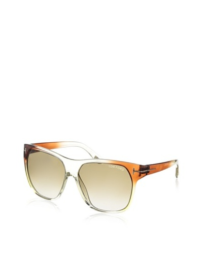 Tom Ford Women's TF188 Sunglasses, Beige