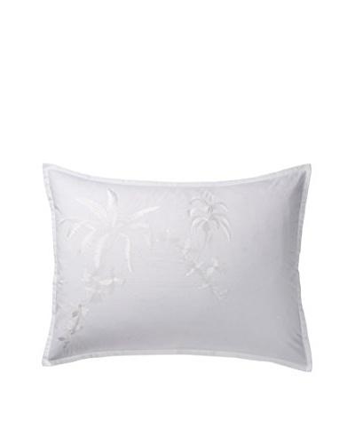 Tommy Bahama Tropical Hideaway Standard Sham, White
