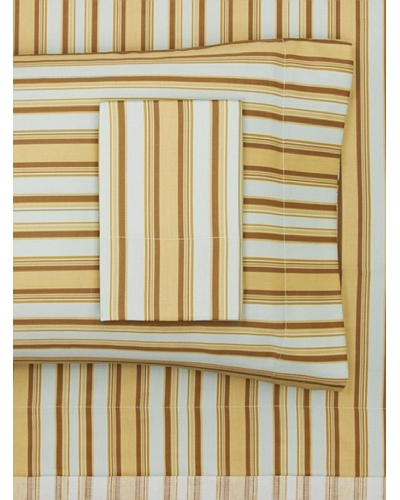 Tommy Bahama Harbour Stripe Sheet Set [Green]