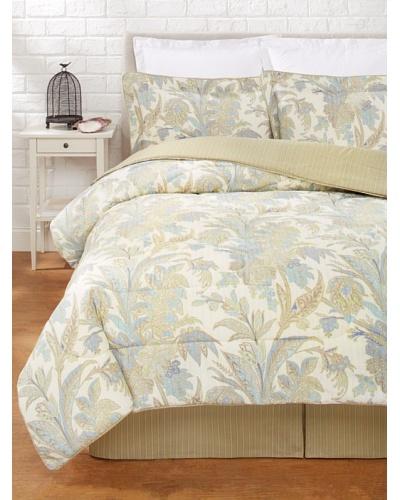 Tommy Bahama Bimini Comforter Set [Blue]
