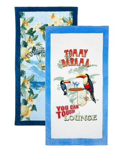Tommy Bahama Hawaii Beach Towel Set