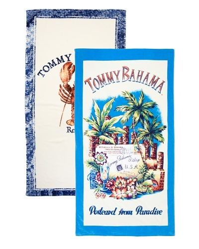 Tommy Bahama Relax Beach Towel Set