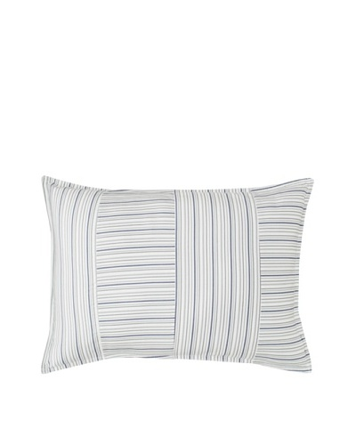 Tommy Hilfiger Great Point Decorative Pillow, Blue/White, 14 x 20