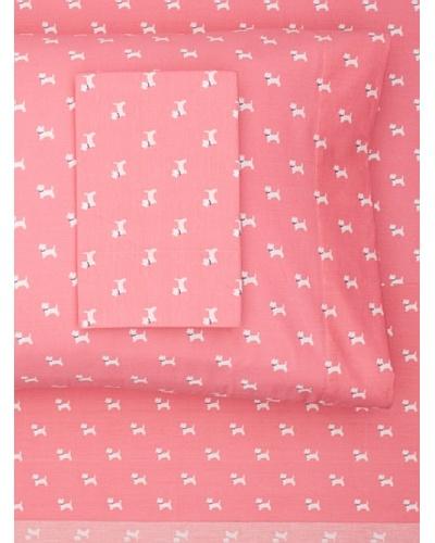 Tommy Hilfiger Park Avenue Scottie Sheet Set