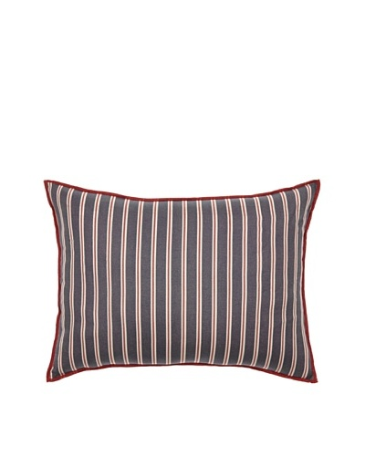 Tommy Hilfiger Spectator Plaid Collection Breakfast Pillow, Khaki