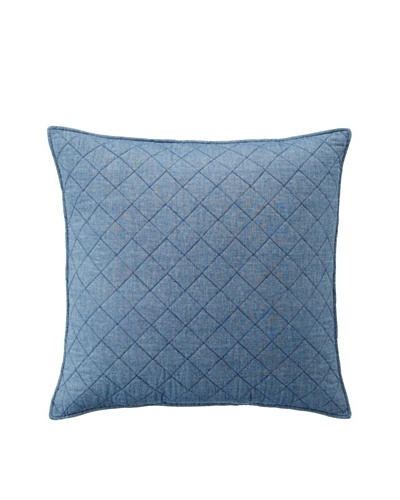 Tommy Hilfiger Reading Room Stripe Collection Pillow, Navy