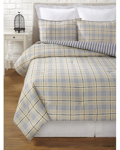 Tommy Hilfiger Spectator Plaid Collection Comforter Set