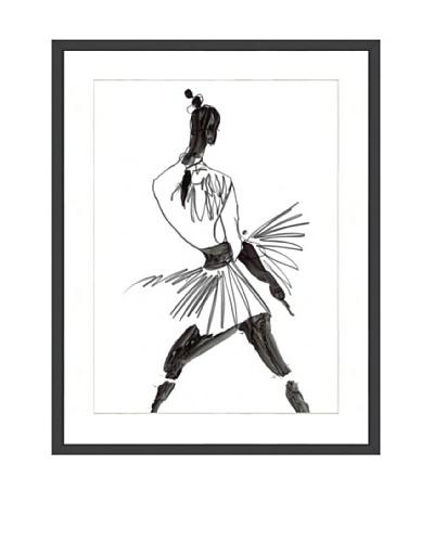 Tony Viramontes Naomi Campbell Haute Couture, 1985