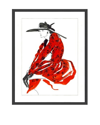 Tony Viramontes Givenchy Haute Couture, 1984