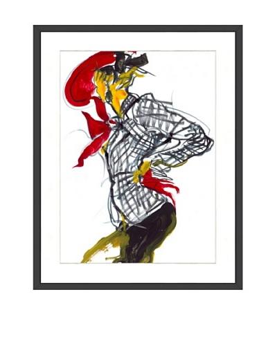 Tony Viramontes Valentino Haute Couture, 1984