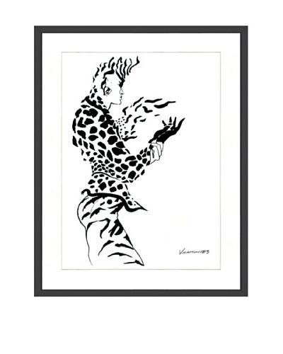 Tony Viramontes Jean-Louis Scherrer Haute Couture, 1984