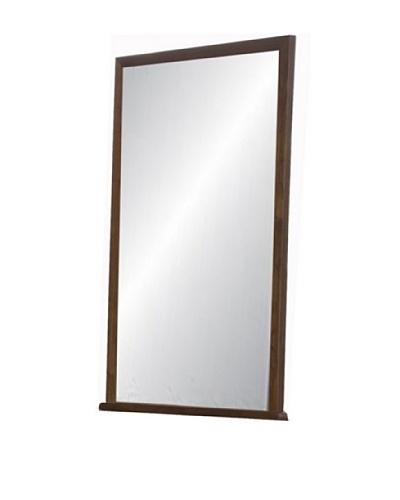 Furniture Contempo Manhattan Mirror, Wengee