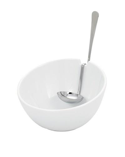 Torre & Tagus Ona Angle Sauce Bowl with Server