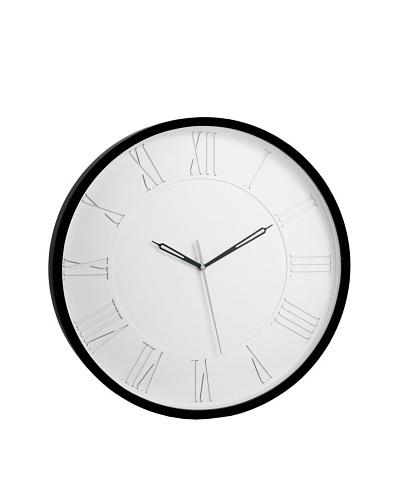 Torre & Tagus Burton Station Clock, Black