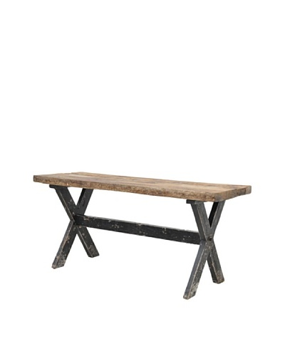 Tottenham Court Aurora Console/Gathering Table, Natural