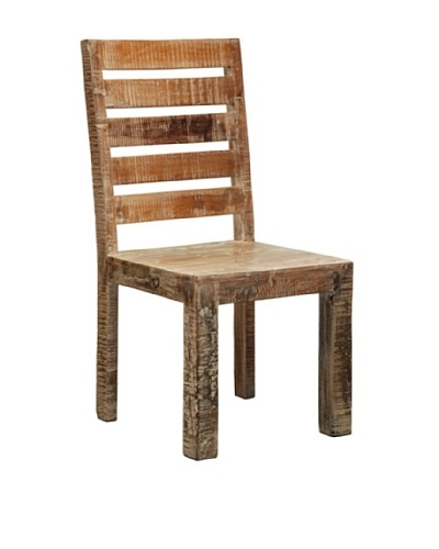 Tottenham Court Hampton Chair, Lime Wash