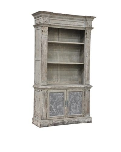 Tottenham Court Newman Bookcase, Grey