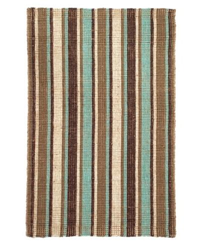 Tottenham Court Bermuda Stripe Rug, Multi, 4' x 6'