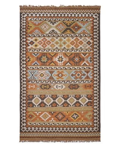 Tottenham Court Indoor/Outdoor Lucca Kilim Rug