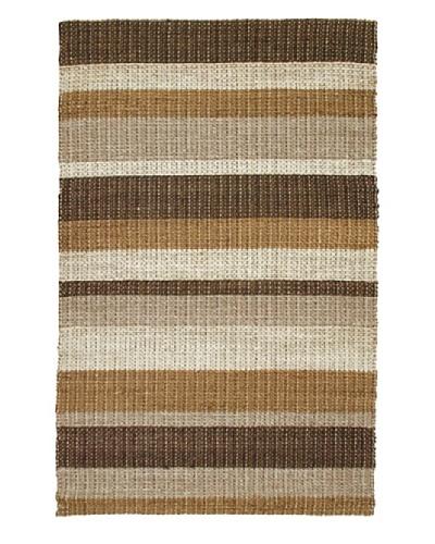 Tottenham Court Braided Stripe Rug