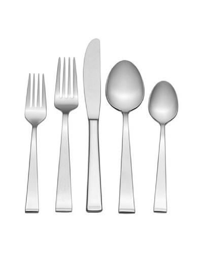 Towle 46-Piece Arctic Flatware Set, Silver