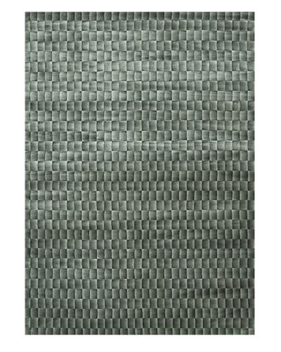 Trade-Am Illusion Bamboo Viscose Silk Rug