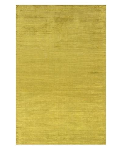 Trade-Am Satori Bamboo Viscose Silk Rug [Lime]