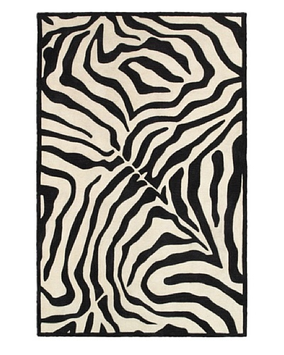 Trade-Am Fashion Zebra Rug