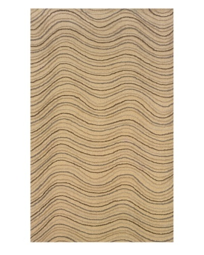 Trade-Am Landscape Rectangle Rug [Natural]