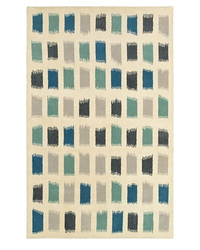 Trade-Am Allure Grid Rug