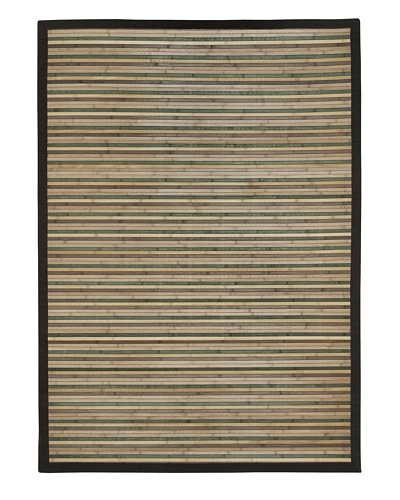 Trade-Am Ariba Rug, Gray/Brown, 5' x 7'