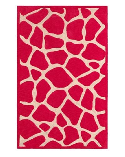 Trade-Am Fashion Giraffe Rug