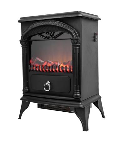 PROlectrix Westwood Electric Fireplace 1500 Watt Heater, Black