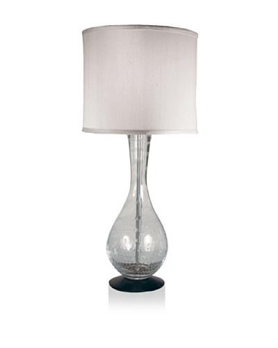 Fusion Z Glass Lighting Sanibel Table Lamp