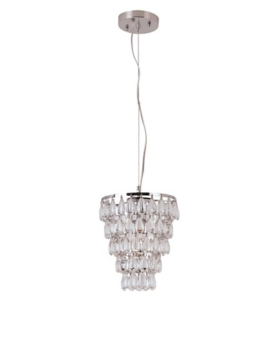 Transglobe Lighting 1-Light Pendant
