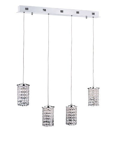 Transglobe Lighting 4-Light Pendant