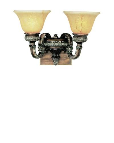 Trans Globe Lighting 2 Light Wall Sconce