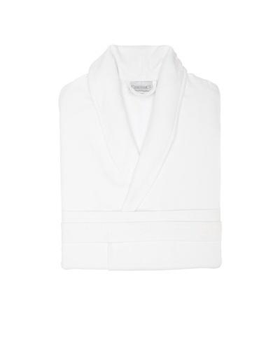 Famous International Ultima Robe, White, One Size