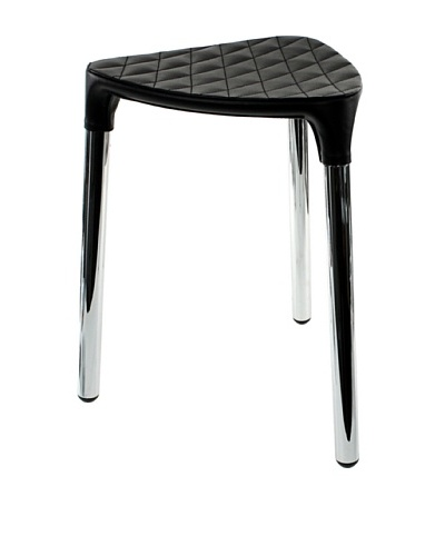 Nameek's Palace Stool, Black