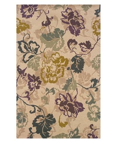 Heirloom Rugs Floral Garden Rug