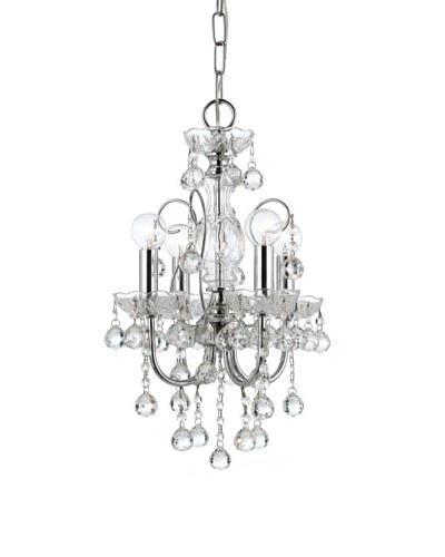 Gold Coast Lighting Victoria Mini Chandelier