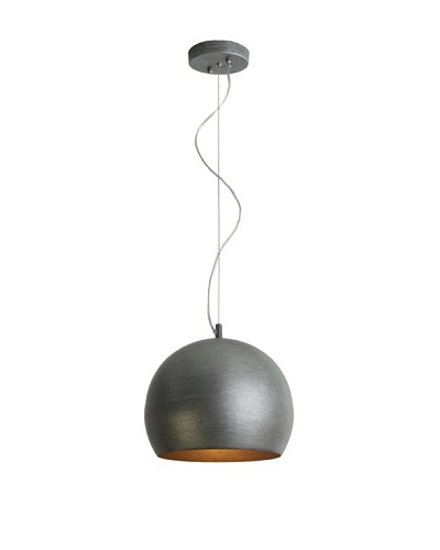 Trend Lighting Latitude Pendant, Weathered Pewter