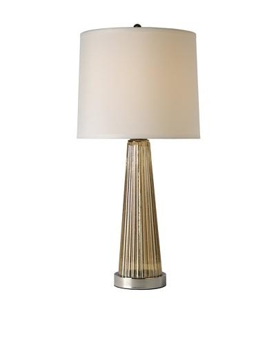Trend Lighting Chiara Table Lamp, Polished Chrome