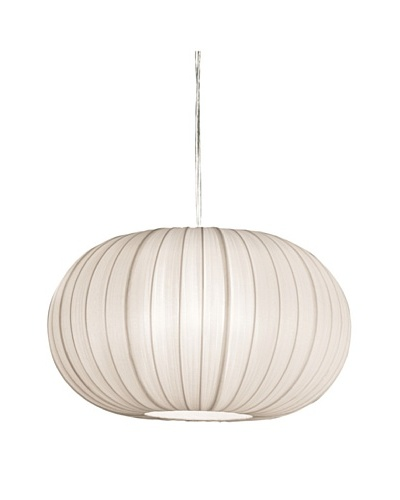 Trend Lighting TP7916-W Shanghai Large Oval Pendant