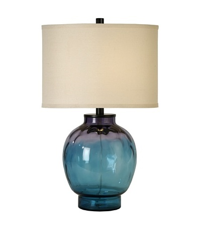 Trend Lighting Panacea Table Lamp, Satin Black
