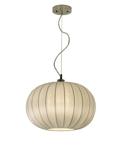 Trend Lighting Shanghai Medium Oval Pendant